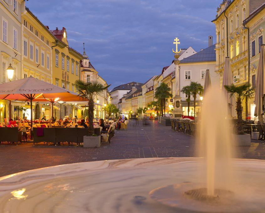 Alter Platz, Klagenfurt am Wörther See